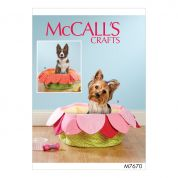 McCalls Sewing Pattern 7670