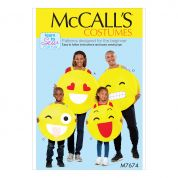 McCalls Sewing Pattern 7674
