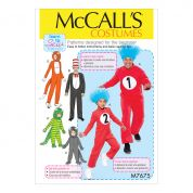 McCalls Sewing Pattern 7675