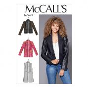 McCalls Sewing Pattern 7693