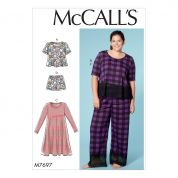 McCalls Sewing Pattern 7697
