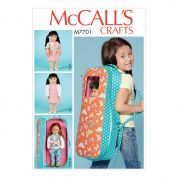 McCalls Sewing Pattern 7701