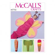 McCalls Sewing Pattern 7702