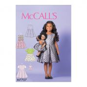 McCalls Sewing Pattern 7707