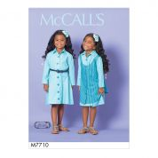 McCalls Sewing Pattern 7710