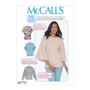 McCalls Sewing Pattern 7721
