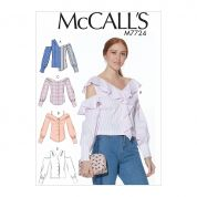 McCalls Sewing Pattern 7724
