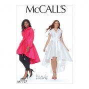 McCalls Sewing Pattern 7727