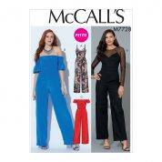 McCalls Sewing Pattern 7728