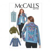 McCalls Sewing Pattern 7729