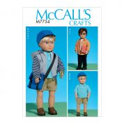 McCalls Sewing Pattern 7734