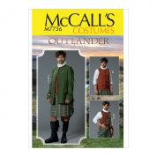 McCalls Sewing Pattern 7736