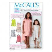 McCalls Sewing Pattern 7737