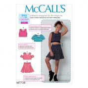 McCalls Sewing Pattern 7738