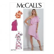 McCalls Cosplay Sewing Pattern 7741