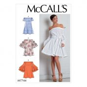 McCalls Sewing Pattern 7744