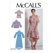 McCalls Cosplay Sewing Pattern 7747