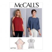 McCalls Cosplay Sewing Pattern 7750
