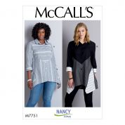McCalls Sewing Pattern 7751