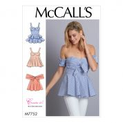 McCalls Cosplay Sewing Pattern 7752