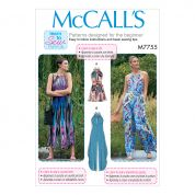 McCalls Sewing Pattern 7755