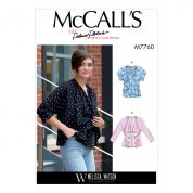 McCalls Sewing Pattern 7760