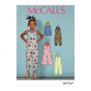 McCalls Sewing Pattern 7767