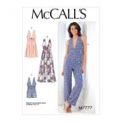 McCalls Sewing Pattern 7777
