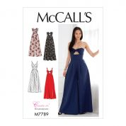 McCalls Sewing Pattern 7789