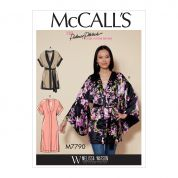 McCalls Sewing Pattern 7790