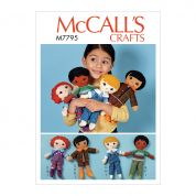 McCalls Sewing Pattern 7795