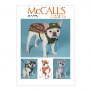 McCalls Sewing Pattern 7796