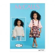 McCalls Sewing Pattern 7797