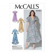 McCalls Sewing Pattern 7801