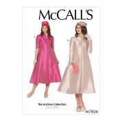 McCalls Sewing Pattern 7806