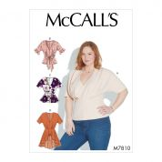 McCalls Sewing Pattern 7810