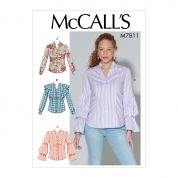 McCalls Sewing Pattern 7811