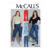McCalls Sewing Pattern 7814