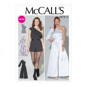 McCalls Sewing Pattern 7815