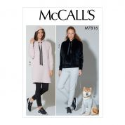 McCalls Sewing Pattern 7816