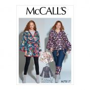 McCalls Sewing Pattern 7817