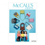 McCalls Sewing Pattern 7820