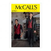 McCalls Sewing Pattern 7821