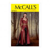 McCalls Sewing Pattern 7822