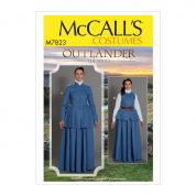 McCalls Sewing Pattern 7823