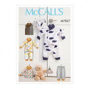 McCalls Sewing Pattern 7827