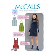 McCalls Sewing Pattern 7831