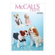 McCalls Sewing Pattern 7850