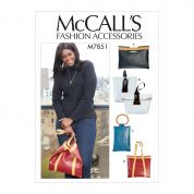 McCalls Sewing Pattern 7851