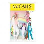 McCalls Sewing Pattern 7852